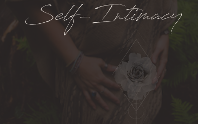 what is self-intimacy?